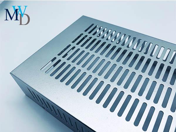 来图定制铝外壳电源外壳