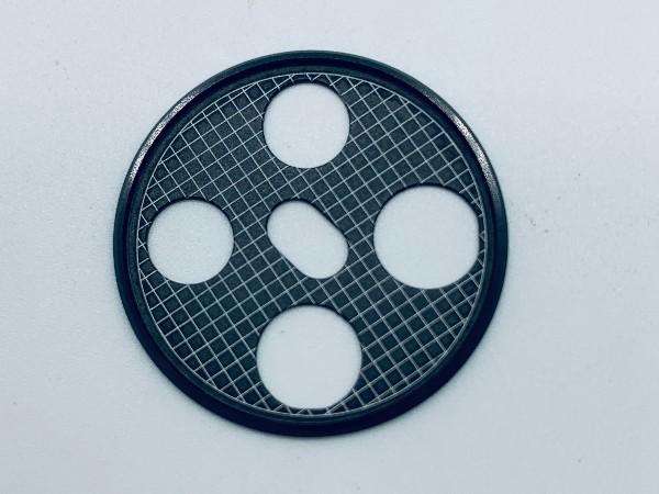 网格纹 CD纹铭板