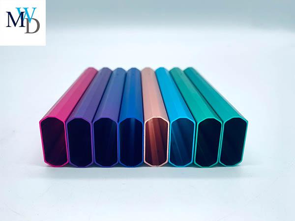 彩色氧化雾化器外壳