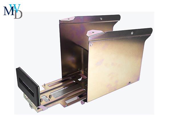 打印机支架钣金结构件