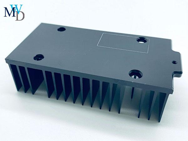 来图定制铝型材散热器