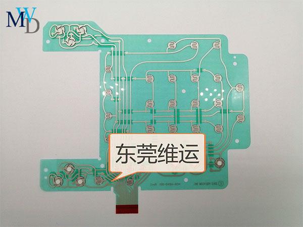 薄膜线路面板