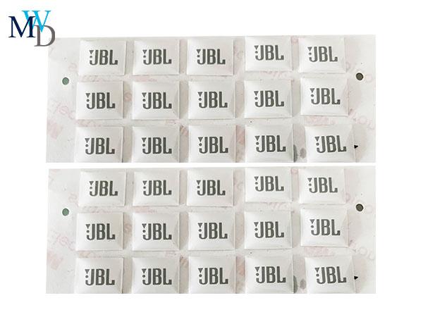 JBL滴胶LOGO