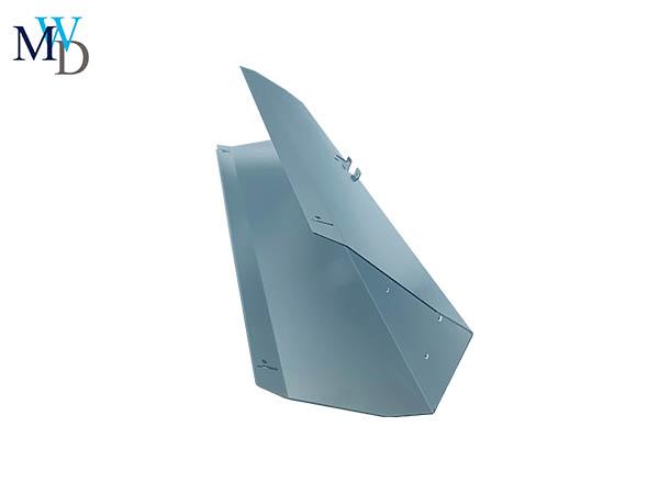 厂家OEM电讯天线铝机壳氧化铝壳
