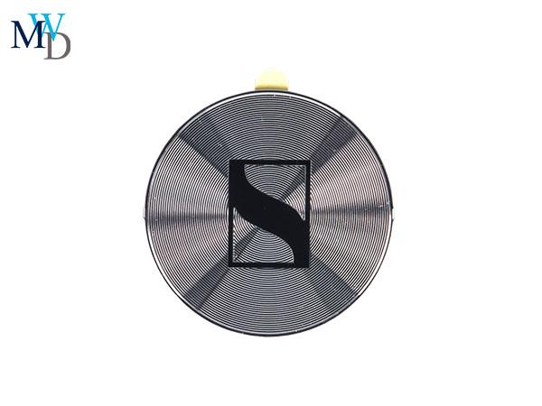 电铸镍标厚标 填油上色 来图来样定制