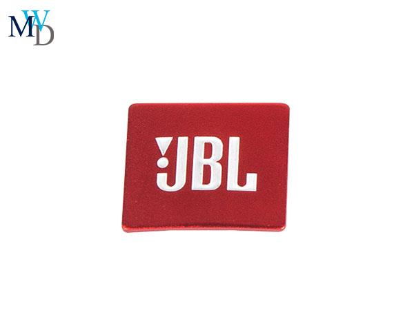 JBL铝挤铭板 铝挤标牌定制