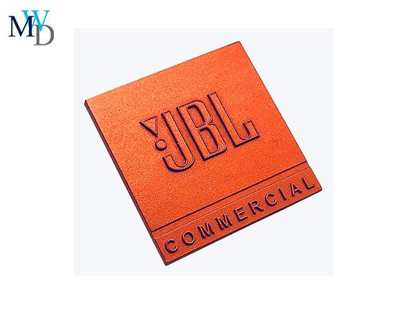 JBL浮雕LOGO
