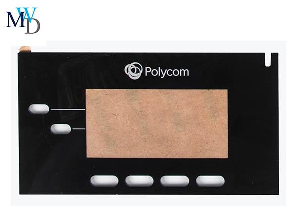丝印亚克力面板 PC面板定制