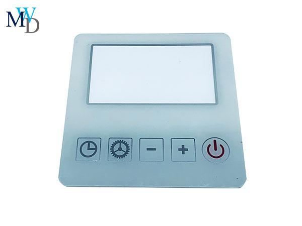 电子仪器屏幕显示镜片加工定制