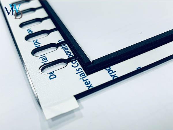 PC装饰片 PC镜片切割加工来图定制