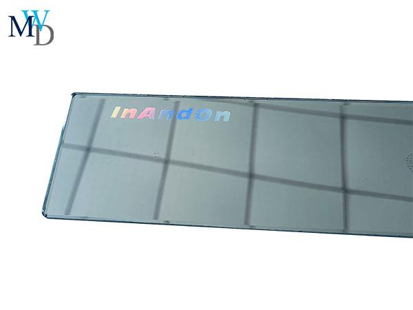 PC显示面板 亚克力PC镜片面板面贴厂家