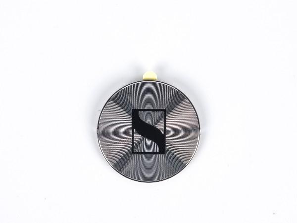 电铸镍标厚标