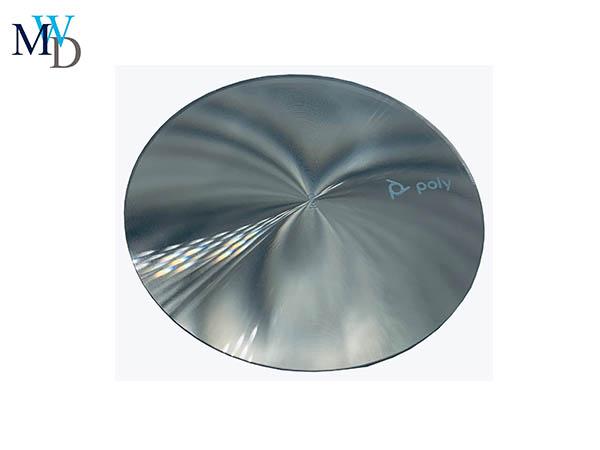 PC装饰片CD纹品牌LOGO定制