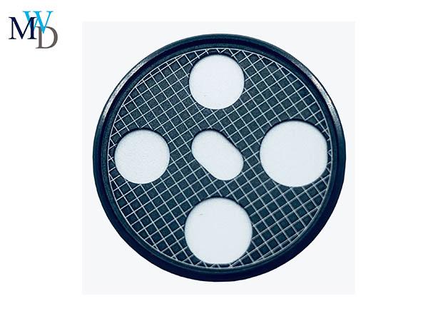 CD纹铭板装饰片定制