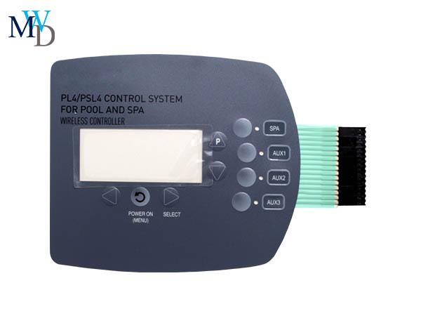连接器线路按键面板