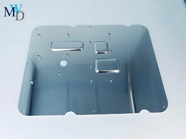 拉伸突包铆钉铝板