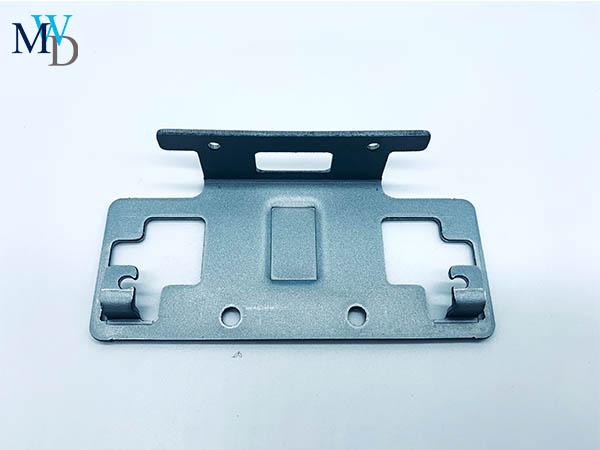 电解板冲压支架内置结构件