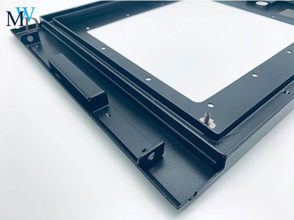 厂家定制门板SPCC钣金件