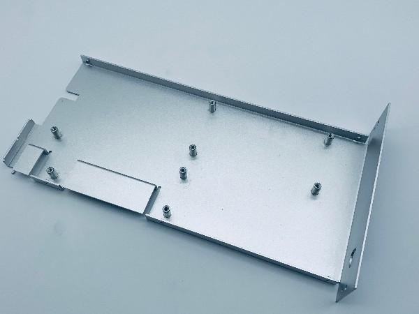 PCB板安装铝壳